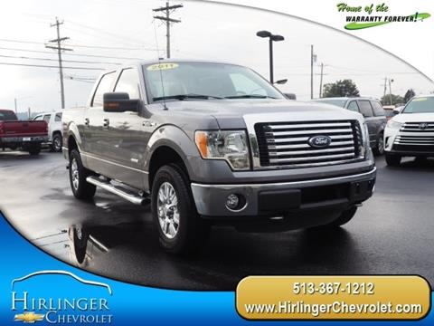 2011 Ford F-150 for sale in Harrison, OH