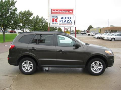 2011 Hyundai Santa Fe for sale in Spencer IA