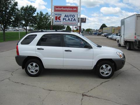 2008 Kia Sportage for sale in Spencer IA