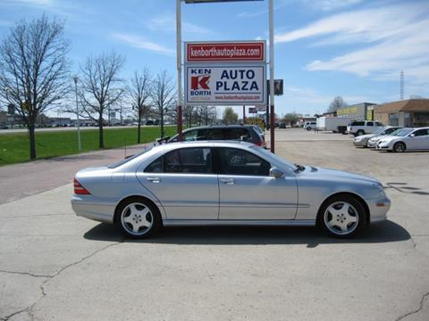 2001 Mercedes-Benz S-Class for sale in Spencer IA