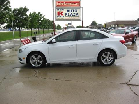 2013 Chevrolet Cruze for sale in Spencer IA