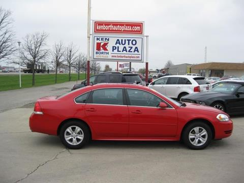 2013 Chevrolet Impala for sale in Spencer, IA