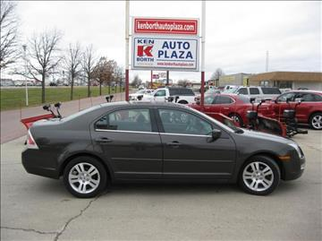 2006 Ford Fusion for sale in Spencer, IA