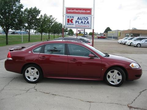 2008 Chevrolet Impala for sale in Spencer IA