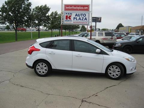 2012 Ford Focus for sale in Spencer, IA