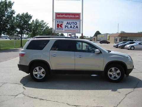 2009 GMC Acadia for sale in Spencer, IA
