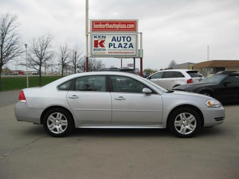 2014 Chevrolet Impala Limited for sale in Spencer, IA