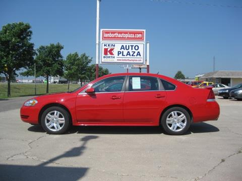 2012 Chevrolet Impala for sale in Spencer, IA