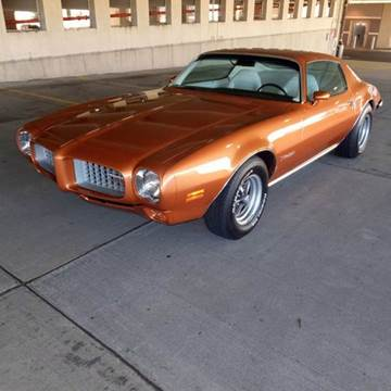 1973 Pontiac Trans Am for sale in Charlotte, NC
