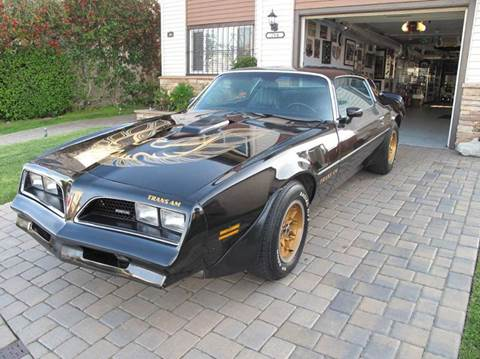 1977 Pontiac Trans Am for sale in Charlotte, NC