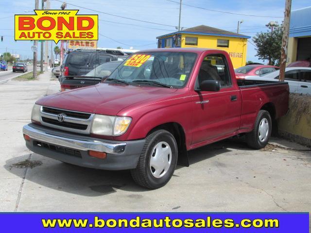 Used 1999 Toyota Tacoma For Sale Carsforsale Com