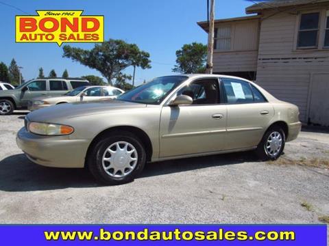 2004 Buick Century for sale in St Petersburg, FL