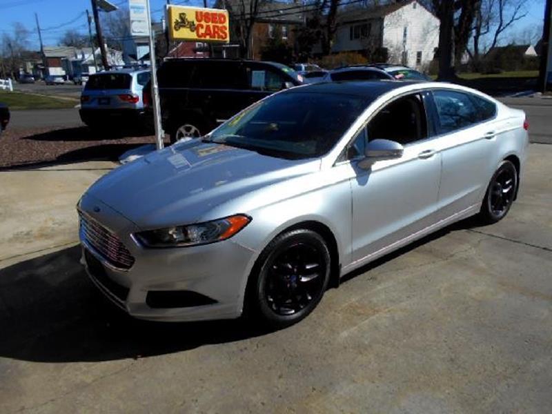 2015 Ford Fusion SE - Sewaren NJ