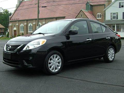 2013 Nissan Versa for sale in Agawam, MA