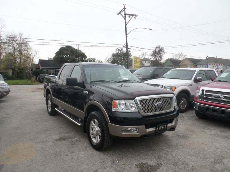 Cargurus Houston Cheap Cars For Sale In Houston: Used 2004 Ford F-150 Lariat For Sale Houston, TX