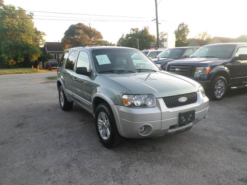used ford escape hybrid for sale houston tx cargurus. Cars Review. Best American Auto & Cars Review