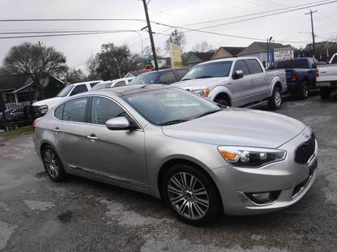 Kia Cadenza For Sale In Houston Tx