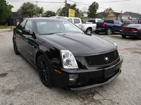 2006 Cadillac STS-V for sale in Houston, TX