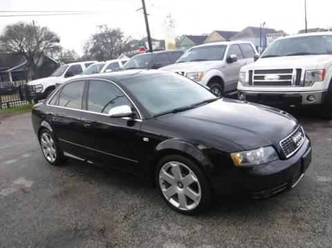 2004 Audi S4 for sale in Houston, TX