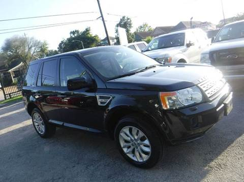 2011 Land Rover LR2 for sale in Houston, TX
