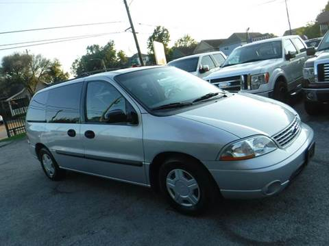 2003 Ford Windstar for sale in Houston, TX