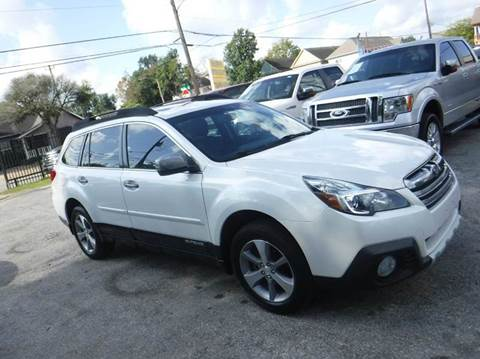 2013 Subaru Outback for sale in Houston, TX