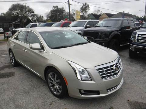 2013 Cadillac XTS for sale in Houston, TX