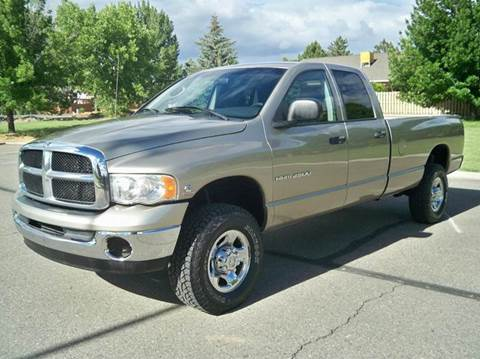 2005 Dodge Ram Pickup 2500 for sale in Grand Junction, CO