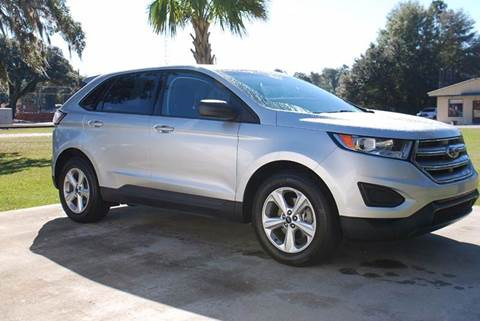 2016 Ford Edge For Sale In South Carolina