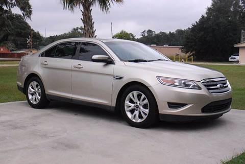 2011 Ford Taurus for sale in Ridgeland, SC