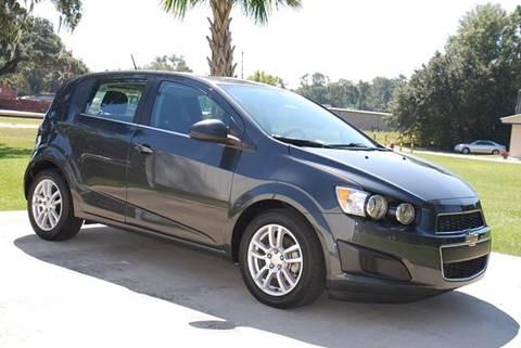 2016 Chevrolet Sonic for sale in Ridgeland, SC
