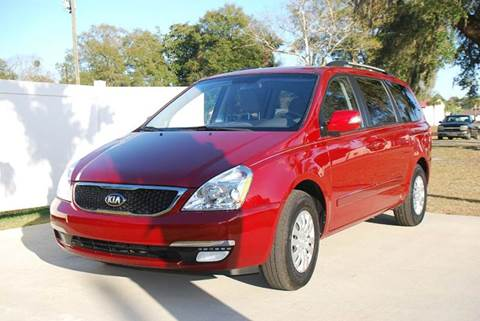 2014 Kia Sedona for sale in Ridgeland, SC