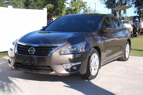 2015 Nissan Altima for sale in Ridgeland, SC