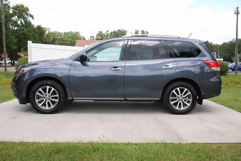 2014 Nissan Pathfinder for sale in Ridgeland, SC