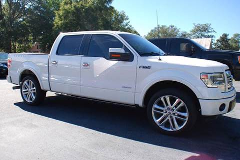 2013 Ford F-150 for sale in Ridgeland, SC