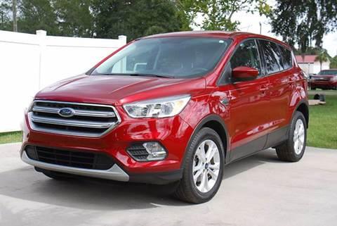 2017 Ford Escape for sale in Ridgeland, SC