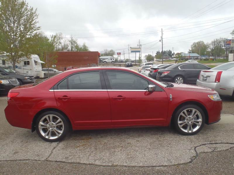 2010 Lincoln MKZ AWD 4dr Sedan - Des Moines IA