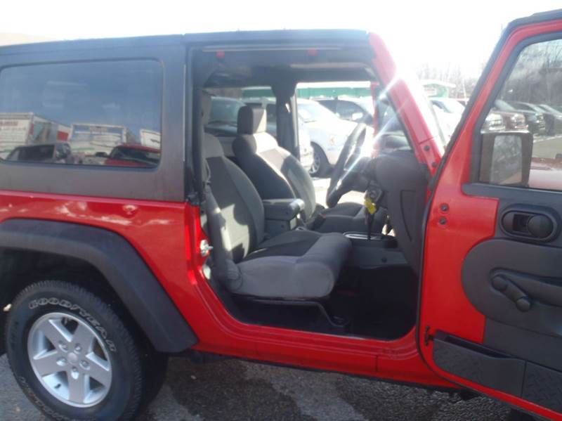 2008 Jeep Wrangler X RIGHT HAND DRIVE 4x4 - Des Moines IA