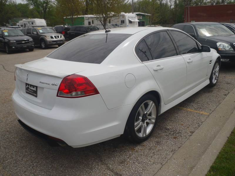 2009 Pontiac G8 4dr Sedan - Des Moines IA