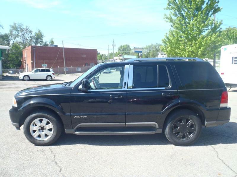 2005 Lincoln Aviator AWD Luxury 4dr SUV - Des Moines IA
