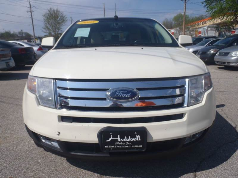 2008 Ford Edge AWD Limited 4dr SUV - Des Moines IA
