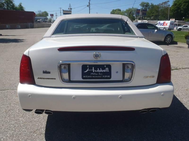 2002 Cadillac DeVille DHS 4dr Sedan - Des Moines IA