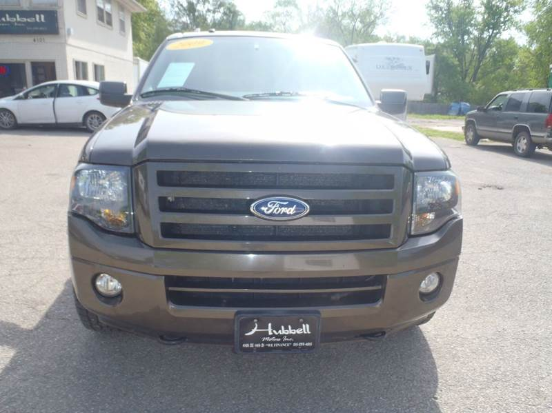 2008 Ford Expedition EL 4x4 Limited 4dr SUV - Des Moines IA