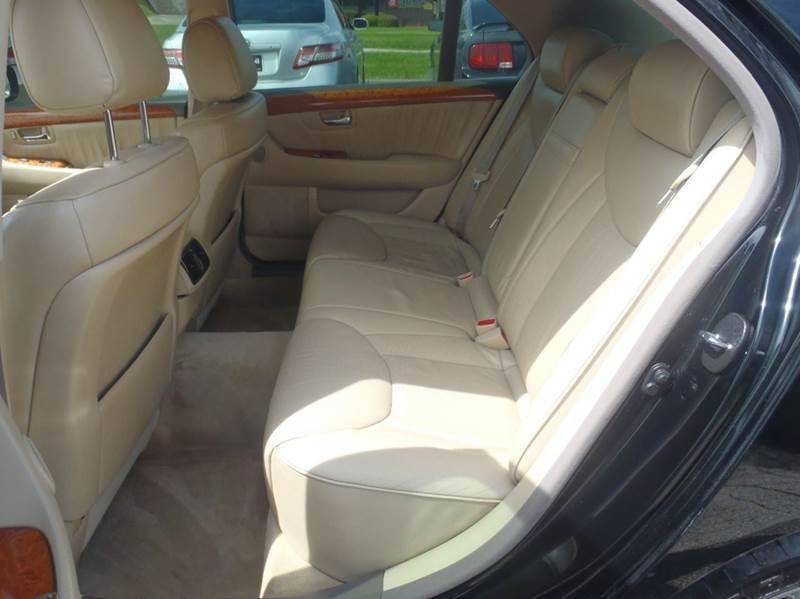 2005 Lexus LS 430 4dr Sedan - Des Moines IA