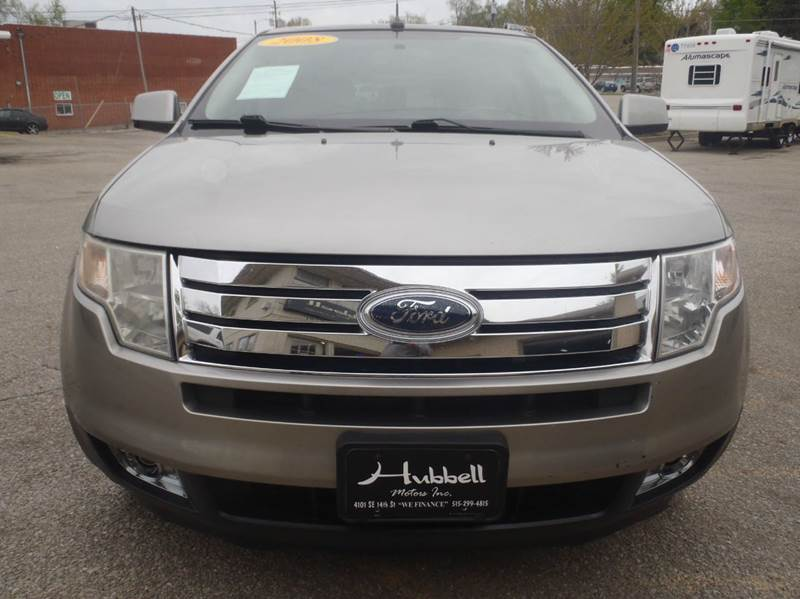 2008 Ford Edge Limited 4dr SUV - Des Moines IA