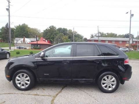 2007 Lincoln MKX for sale in Des Moines, IA