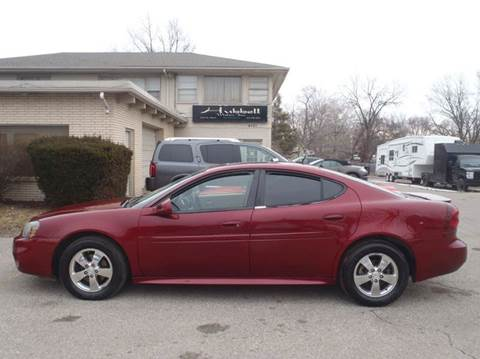 Used pontiac grand prix for sale in des moines ia for Star motors iowa city