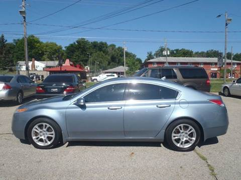 2009 Acura TL for sale in Des Moines, IA
