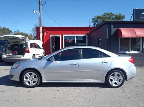 2010 Pontiac G6 for sale in Des Moines, IA