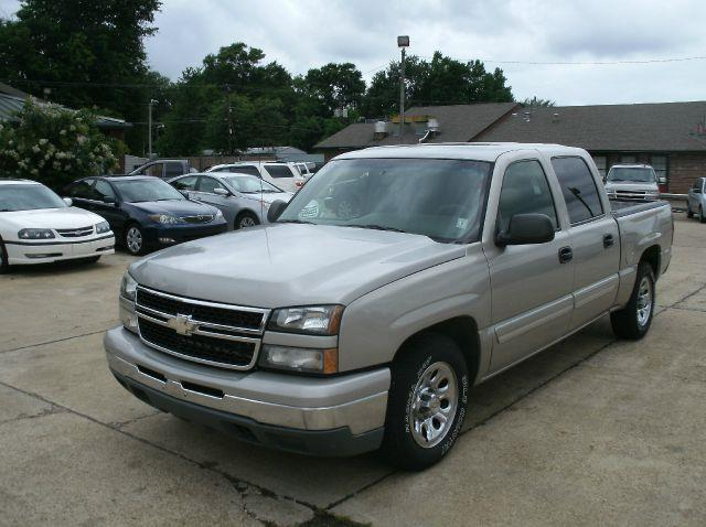 2006 CHEVROLET SILVERADO 1500 LS2 4DR CREW CAB WSPORT PACKAGE tan 20 inch wheels abs - 4-wheel
